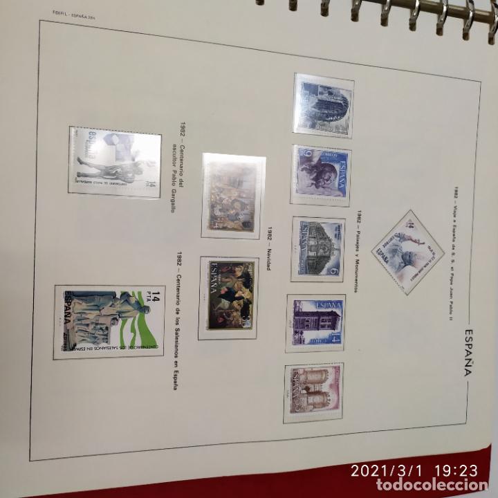 Sellos: Albun de sellos nuevos del año 1977 a 1986 587 sellos - Foto 30 - 245093575