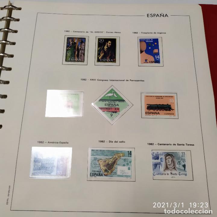 Sellos: Albun de sellos nuevos del año 1977 a 1986 587 sellos - Foto 31 - 245093575