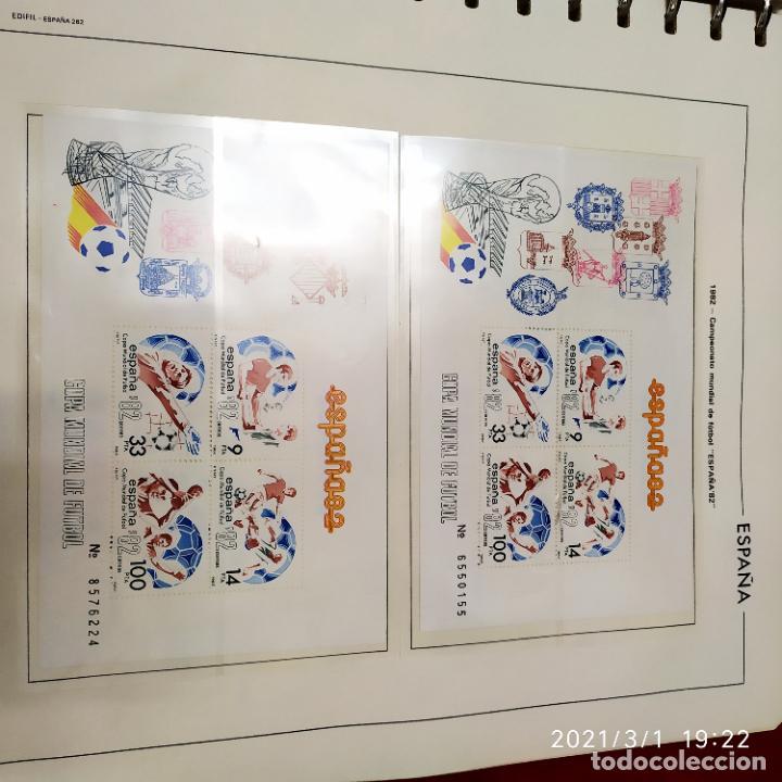 Sellos: Albun de sellos nuevos del año 1977 a 1986 587 sellos - Foto 32 - 245093575