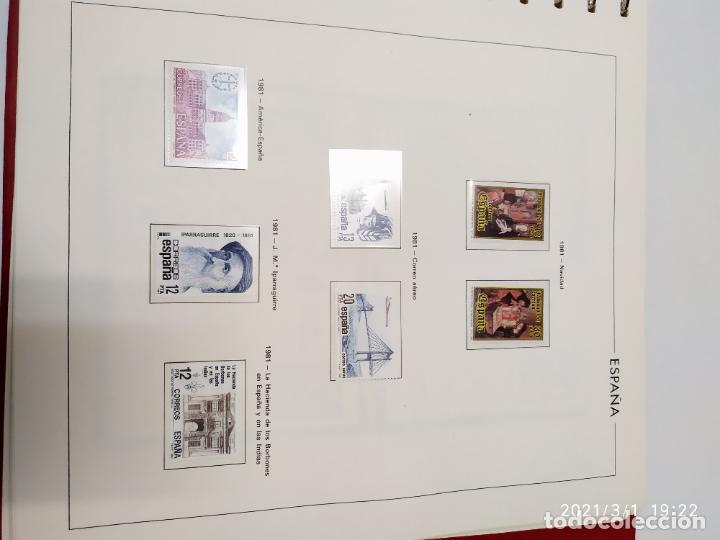 Sellos: Albun de sellos nuevos del año 1977 a 1986 587 sellos - Foto 36 - 245093575