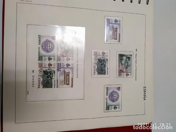 Sellos: Albun de sellos nuevos del año 1977 a 1986 587 sellos - Foto 37 - 245093575