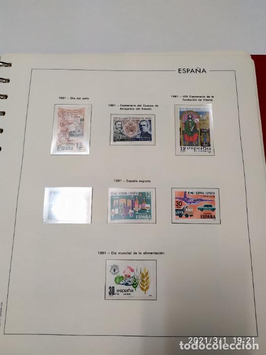 Sellos: Albun de sellos nuevos del año 1977 a 1986 587 sellos - Foto 39 - 245093575