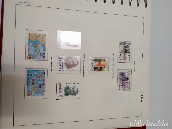 Sellos: Albun de sellos nuevos del año 1977 a 1986 587 sellos - Foto 40 - 245093575