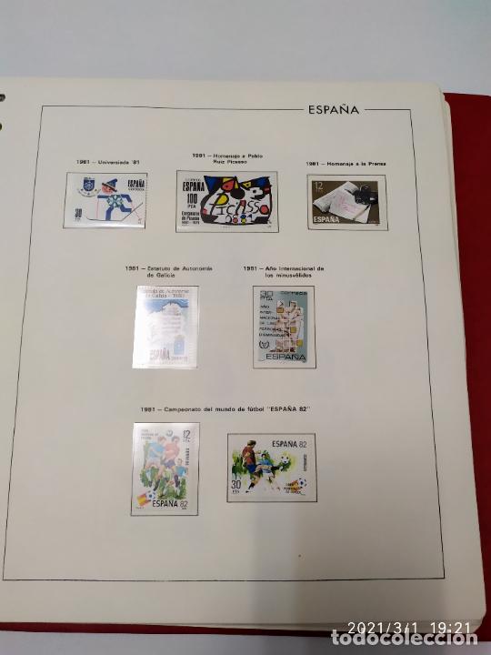 Sellos: Albun de sellos nuevos del año 1977 a 1986 587 sellos - Foto 41 - 245093575