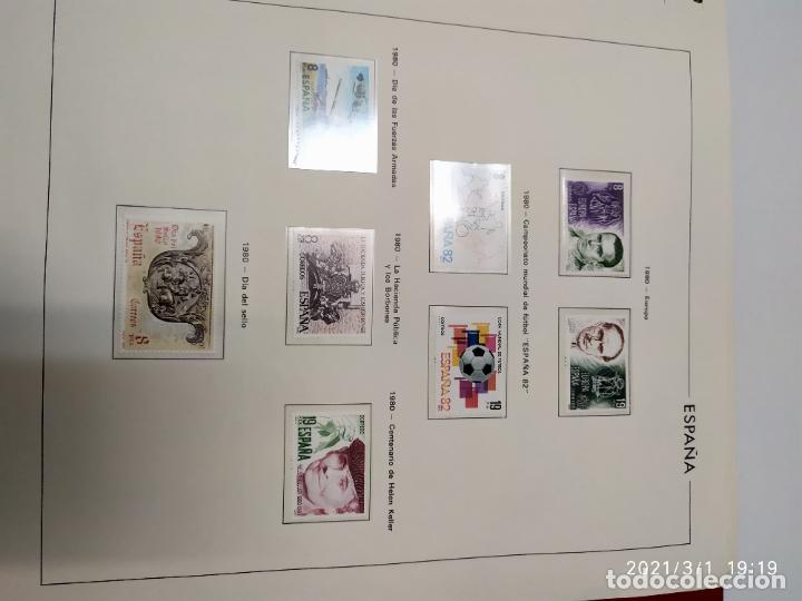 Sellos: Albun de sellos nuevos del año 1977 a 1986 587 sellos - Foto 42 - 245093575