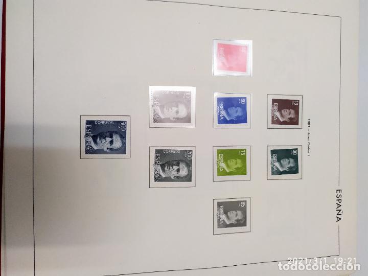 Sellos: Albun de sellos nuevos del año 1977 a 1986 587 sellos - Foto 43 - 245093575