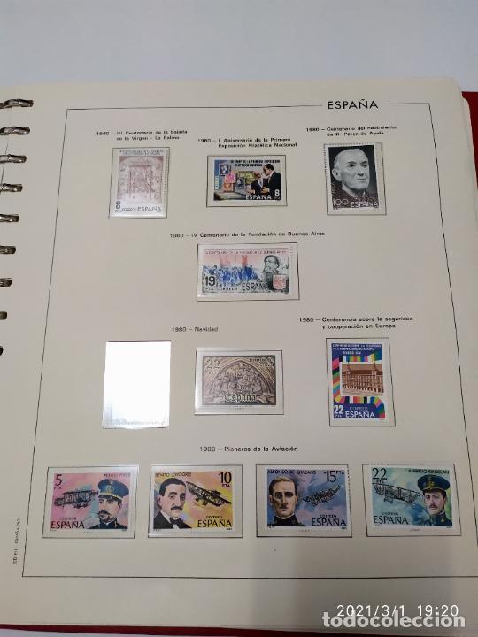 Sellos: Albun de sellos nuevos del año 1977 a 1986 587 sellos - Foto 46 - 245093575