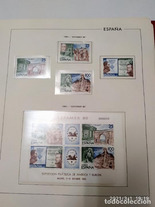 Sellos: Albun de sellos nuevos del año 1977 a 1986 587 sellos - Foto 48 - 245093575