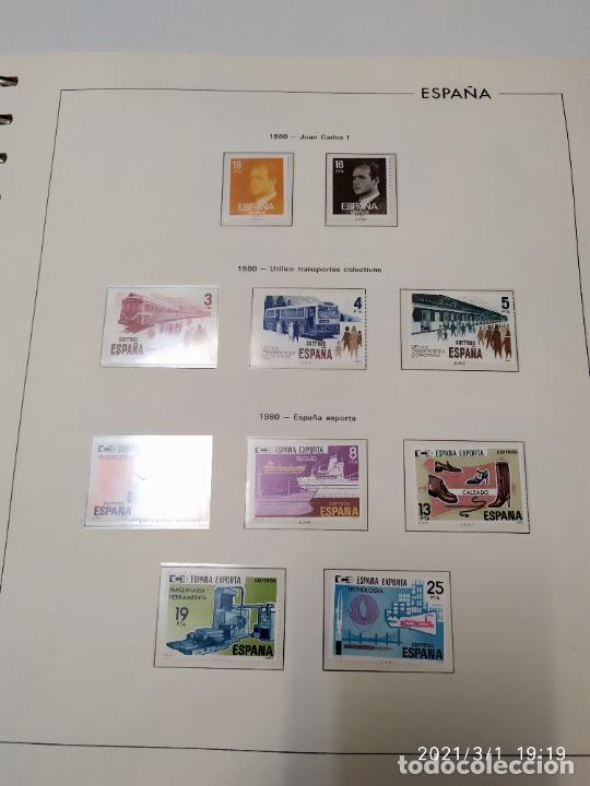 Sellos: Albun de sellos nuevos del año 1977 a 1986 587 sellos - Foto 49 - 245093575