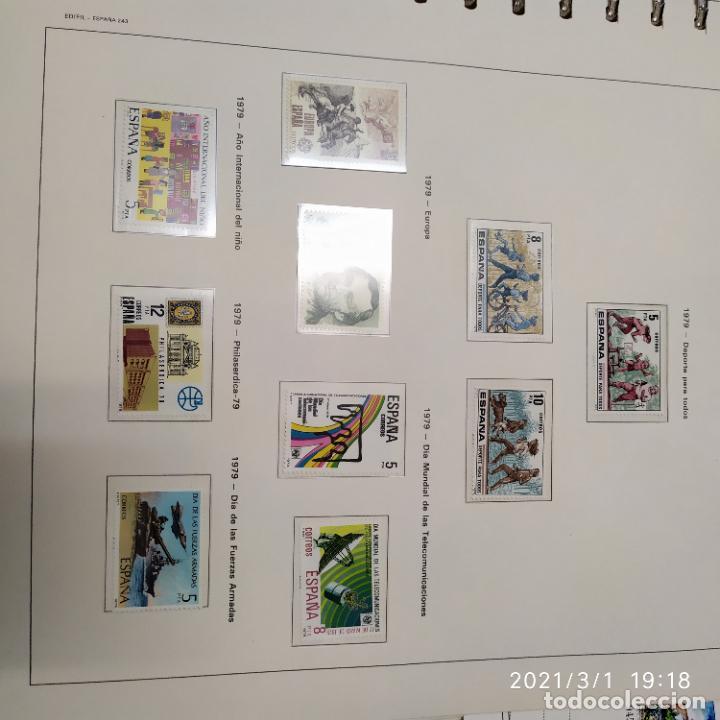 Sellos: Albun de sellos nuevos del año 1977 a 1986 587 sellos - Foto 55 - 245093575
