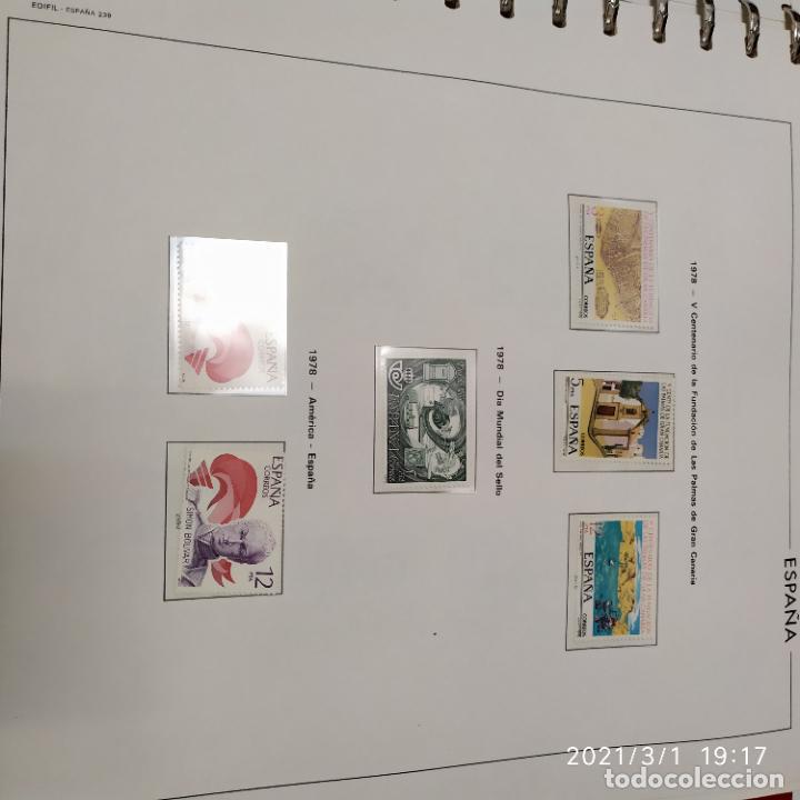 Sellos: Albun de sellos nuevos del año 1977 a 1986 587 sellos - Foto 61 - 245093575