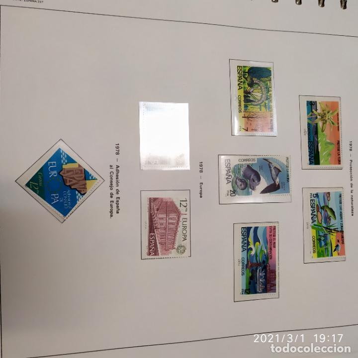 Sellos: Albun de sellos nuevos del año 1977 a 1986 587 sellos - Foto 63 - 245093575