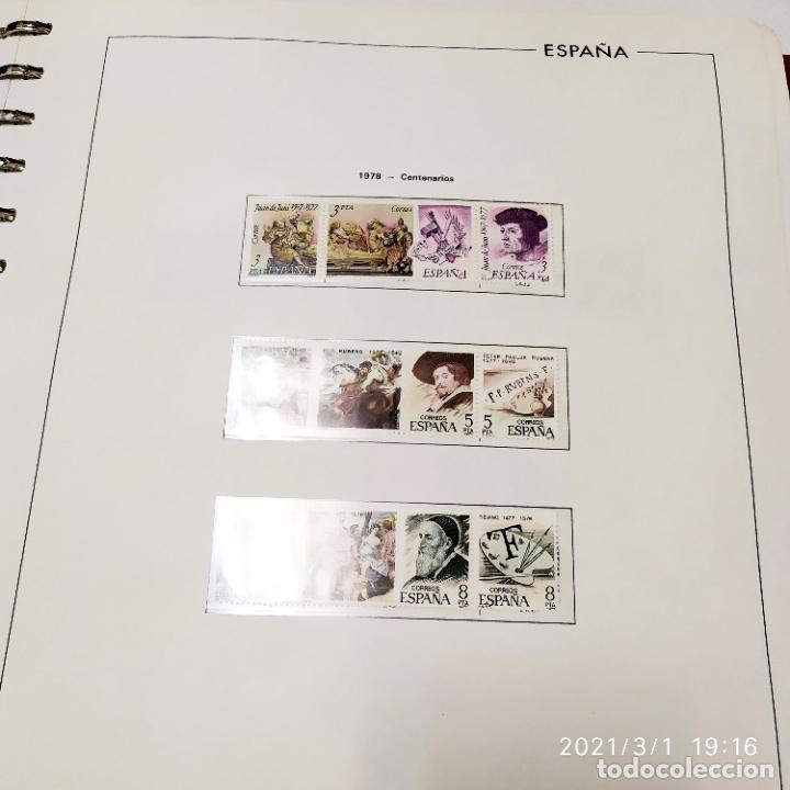 Sellos: Albun de sellos nuevos del año 1977 a 1986 587 sellos - Foto 64 - 245093575