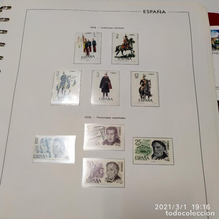 Sellos: Albun de sellos nuevos del año 1977 a 1986 587 sellos - Foto 65 - 245093575