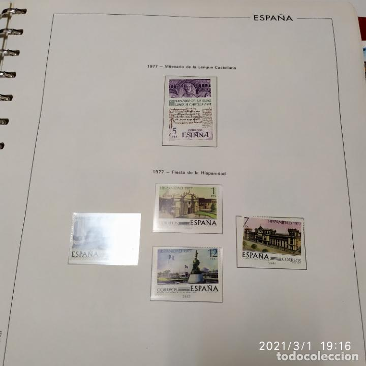 Sellos: Albun de sellos nuevos del año 1977 a 1986 587 sellos - Foto 68 - 245093575