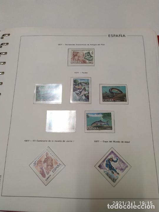 Sellos: Albun de sellos nuevos del año 1977 a 1986 587 sellos - Foto 72 - 245093575