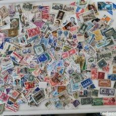 Francobolli: LOTE DE 800 SELLOS ANTIGUOS.. Lote 253368510
