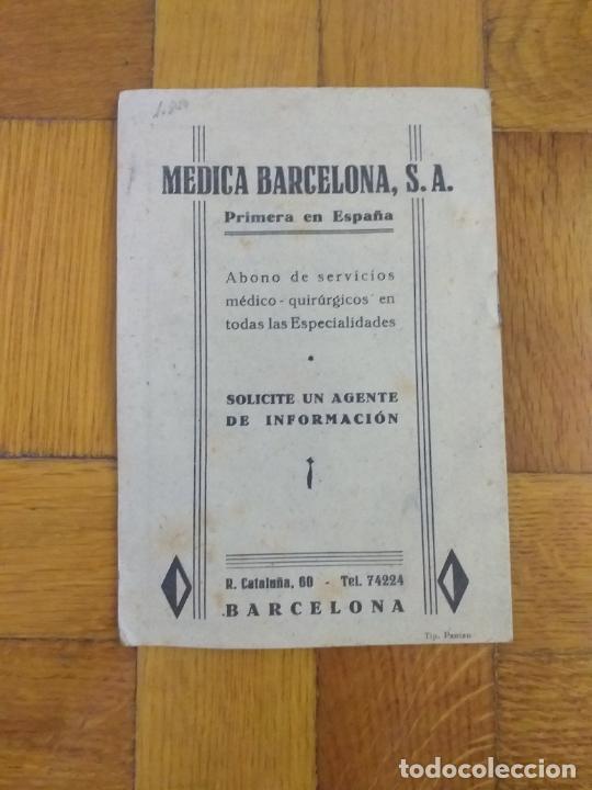 Sellos: EL CARTERO LES DESEA FELICES FIESTAS SERVICIO NACIONAL DE CORREOS EN BARCELONA 1940-1941 - Foto 5 - 276595208