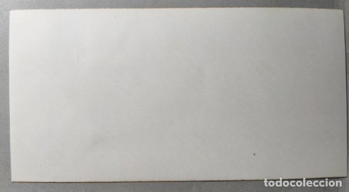 Sellos: Exposición filatélica Valencia, año1980. con sellos. Imagen de la estatua de Franco. - Foto 3 - 284259273