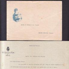 Selos: CARTA - MULA ( MURCIA ) A MEDINA SIDONIA - 1911. Lote 291428198