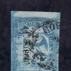 Sellos: MEXICO 20B USADA, AGUILA . Lote 24645714