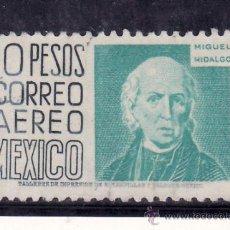 Sellos: MEXICO A 175B USADA, MIGUEL HIDALGO HEROE NACIONAL, . Lote 24767776