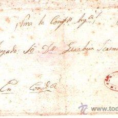 Sellos: VIRREINATO DE NUEVA ESPAÑA - INTENDENCIA DE SONORAS (MÉJICO). Lote 29724596