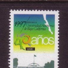 Sellos: MEXICO 1741*** - AÑO 1997 - 40º ANIVERSARIO DE LA UNIVERSIDAD DE BAJA CALIFORNIA. Lote 36984288