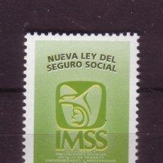 Sellos: MEXICO 1773*** - AÑO 1997 - NUEVA LEY DE SEGURIDAD SOCIAL. Lote 37580782