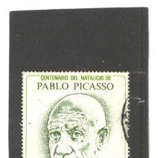 Francobolli: MEXICO 1981 - PABLO R. PICASSO - USADO. Lote 38021776