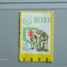 Sellos: MEXICO 1958 10 CTS. Lote 39854754