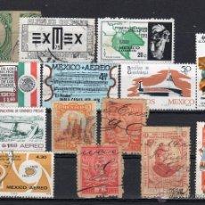 Sellos: LOTE DE SELLOS DE MEXICO. Lote 41118593