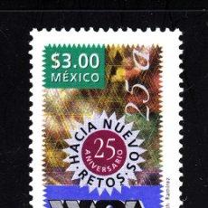 Sellos: MEXICO 1893** - AÑO 1999 - 25º ANIVERSARIO DE LA UNIVERSIDAD AUTONOMA METROPOLITANA. Lote 43246011