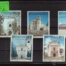 Sellos: PRECIOSOS SELLOS TEMATICA MONUMENTOS MEXICO AÑO 1980 VER FOTO IRA TODOS MIS SELLOS . Lote 48582081