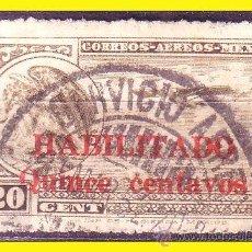 Francobolli: MÉJICO AÉREOS 1931 IVERT Nº 36 (O). Lote 48902213