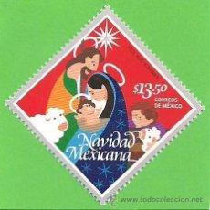 Francobolli: MÉXICO - MICHEL 3894 - NAVIDAD - NACIMIENTO. (2014).** NUEVO SIN FIJASELLOS.. Lote 49339999