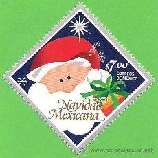 Francobolli: MÉXICO - MICHEL 3892 - NAVIDAD - PAPÁ NOEL. (2014).** NUEVO SIN FIJASELLOS.. Lote 49340028