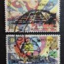 Sellos: 1969 - MÉXICO - MÉXICO TURÍSTICO (USADOS). Lote 56523342