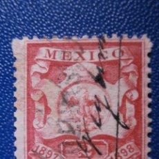 Sellos: SELLO - MÉXICO - 1897 1898 - 2 CENTAVOS - A DETERMINAR -. Lote 57636834