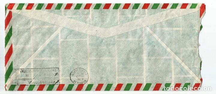 Sellos: MEXICO CORREO AÉREO. 1979 - HISTORIA POSTAL. CARTA VOLADA DE MEXICO A COLOMBIA - Foto 2 - 61572408