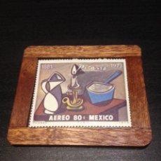 Sellos: SELLO SIN CIRCULAR DE MEXICO CUADRO DE PICASSO. Lote 69713049