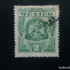 Sellos: MÉJICO MÉXICO , SERVICIO OFICIAL , YVERT Nº 31 , 1903. Lote 86990212