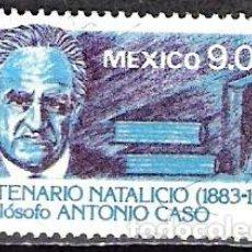 Sellos: MEJICO 1983 - NUEVO. Lote 100913611