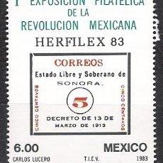 Sellos: MEJICO 1983 - NUEVO. Lote 100914975