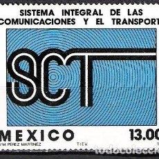 Sellos: MEJICO 1983 - NUEVO. Lote 100915255