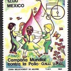 Sellos: MEJICO 1984 - NUEVO. Lote 100915699