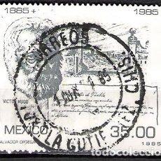 Sellos: MEJICO 1985 - USADO. Lote 100916511