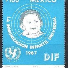 Sellos: MEJICO 1987 - NUEVO. Lote 100916935