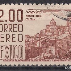 Sellos: MEJICO 1964 - USADO. Lote 100963039