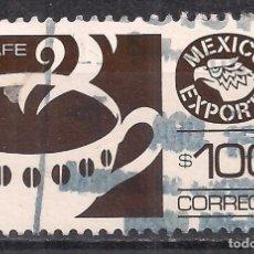 Sellos: MEJICO 1987 - USADO. Lote 100969531